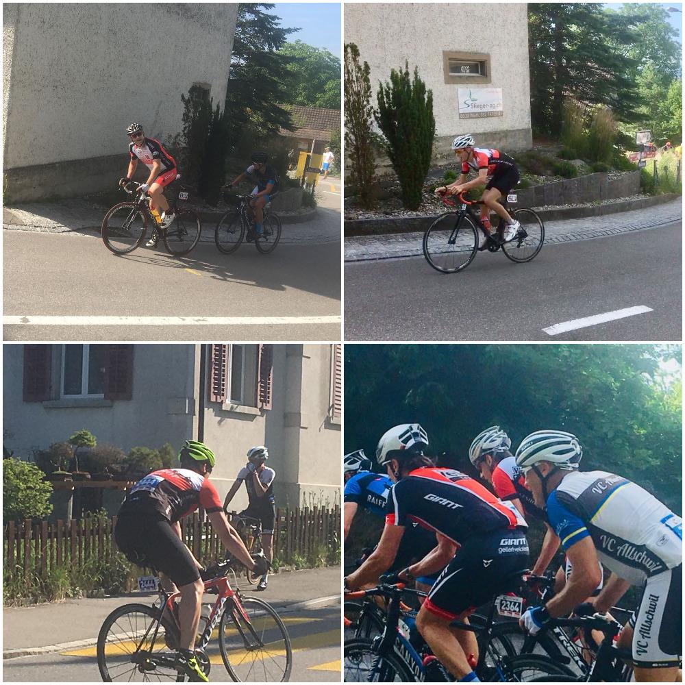 Tour de Suisse Challenge 2018 in Frauenfeld