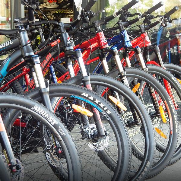 Ihr Zweirad-Fachhändler in Aadorf