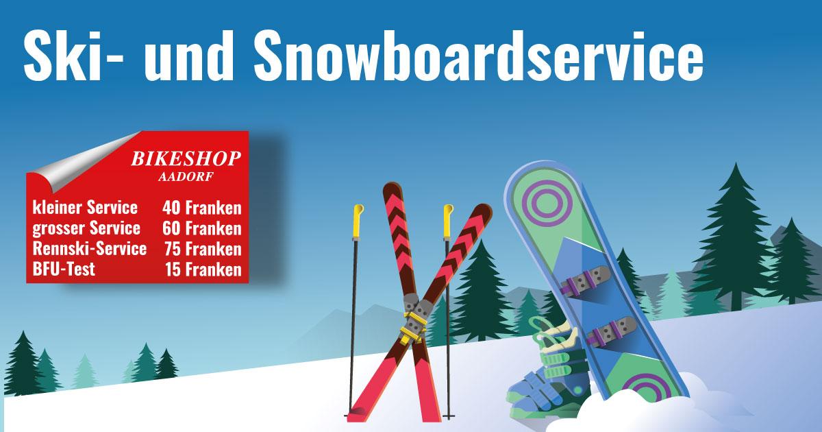 Ski / Langlaufservice